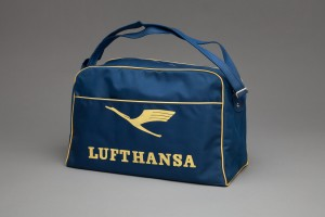 Cute little Lufthansa bag