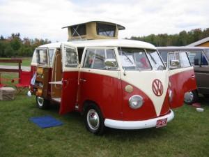 1969 VW Camper Van